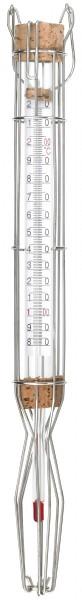 ZUCKER-THERMOMETER + 80-+180°C