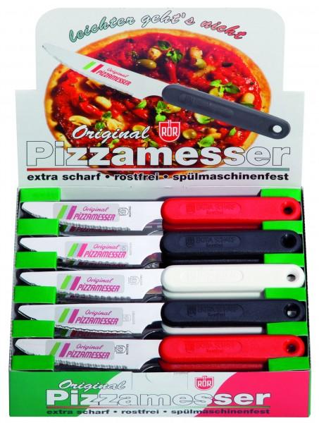 PIZZAMESSER - DISPLAY INH. 25 ST.