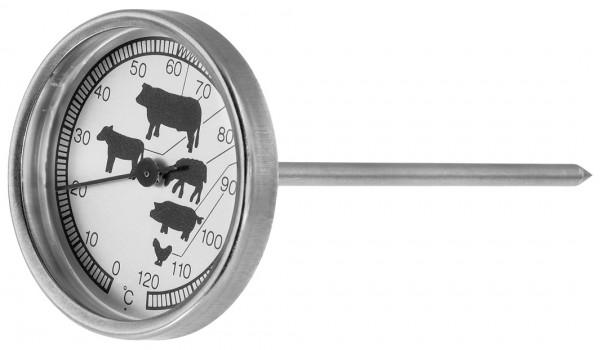 BRATENEINSTICH-THERMOMETER 0-+120°C